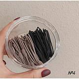 """Набір резинок для волосся """"Trinket"""", упаковка 20 шт, фото 8"""