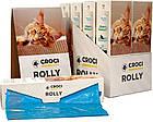 Прочные пакеты с ручками для кошачьего туалета 10 шт/уп, фото 4
