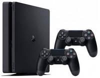 Игровая приставка Sony PlayStation 4 Slim (PS4 Slim) 500Gb + джостик