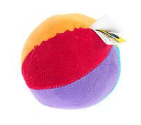 Мягкая игрушка Goki Мячик с погремушкой (65042G)