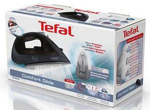 Утюг Tefal FV2675E0 Comfort Glide 2500 Вт Черный, фото 2