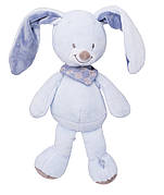 Мягкая игрушка Nattou Кролик Биба 34 см (321006)