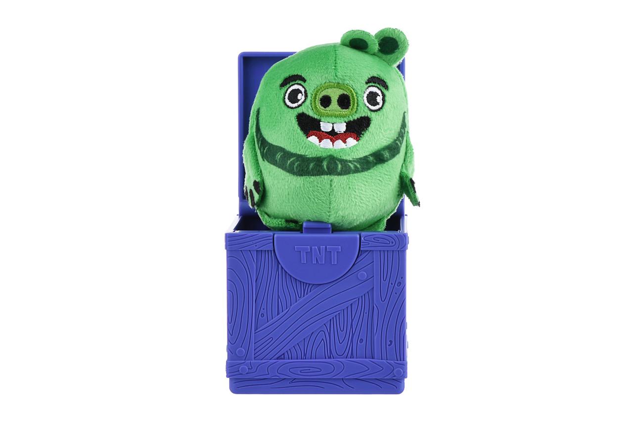 М'яка іграшка-сюрприз Jazwares Angry Birds ANB Blind Micro Plush в асорт. (ANB0022)