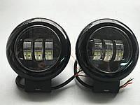 Дополнительная светодиодная фара ближнего света 89BB-45W Flood 12-24v
