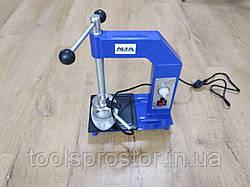 Вулканизатор с винтовым прижимом AL-FA : Таймер | для ремонта различных видов камер и шин