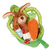 Мягкая игрушка Sigikid Люлька с кроликом 22 см (41687SK)