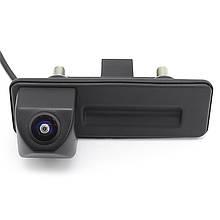 Штатная автомобильная камера заднего вида Lesko для марок Skoda Octavia 4370-12808, КОД: 1720074