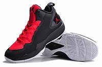 Кроссовки Jordan Super.Fly 2 PO AnthraciteInfrared 23-Nero-Bianco