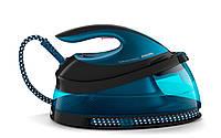 Утюг с парогенератором Philips GC7833/80 2400 Вт Темно-синий