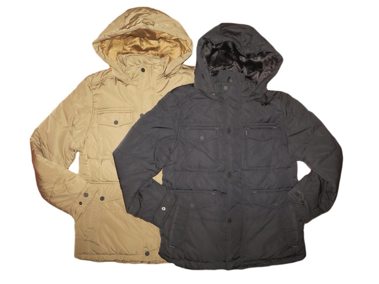 Куртка на синтепоне для мальчиков, размеры 14 лет, Nature, арт. RXB 3333