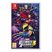 Гра Nintendo Switch Marvel Ultimate Alliance 3 The Black Order