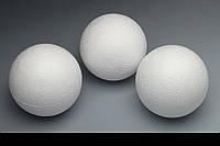 Пенопластовый шар d=10 см