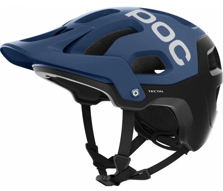 Шлем велосипедный  POC Tectal XS/S 51-54 Stibium Blue