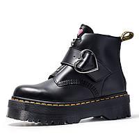 Ботинки женские Dr Martens черные