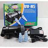 Уф стерилизатор Jebo UV-H5w, 5 Вт, фото 2