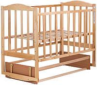 Кровать Babyroom Зайчонок Z204 Коричневый 624576, КОД: 1704861
