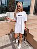 """Стильное платье-футболка оверсайз """"Urban"""", фото 8"""