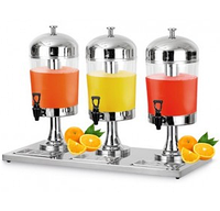 Диспенсер для сока - 3 х 8 литров SSY3S