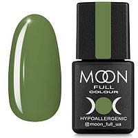 Гель-лак MOON FULL №214 оливковый