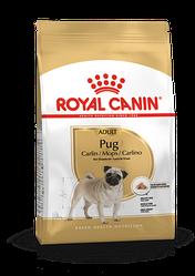 Корм Royal Canin Pug Adult для взрослых собак породы мопс 500 г