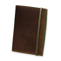 Обложка для паспорта BlankNote 1.0 Орех — фисташка
