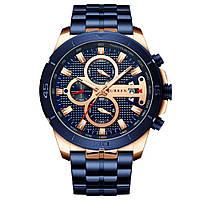 Часы мужские Curren 8337 Синий 4243-12596, КОД: 1645308