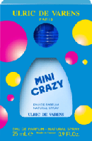 Ulric de Varens Eau de Parfum Mini Crazy Парфюмированная вода 25 мл