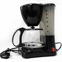 Капельная кофеварка Crownberg CB-1561 Черный RI0401, КОД: 1576451