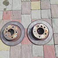 Тормозные диски задние BMW 3 e90 296*10.5 2шт.