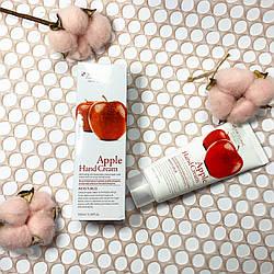 Крем для рук з екстрактом яблука 3W Clinic Apple Hand Cream