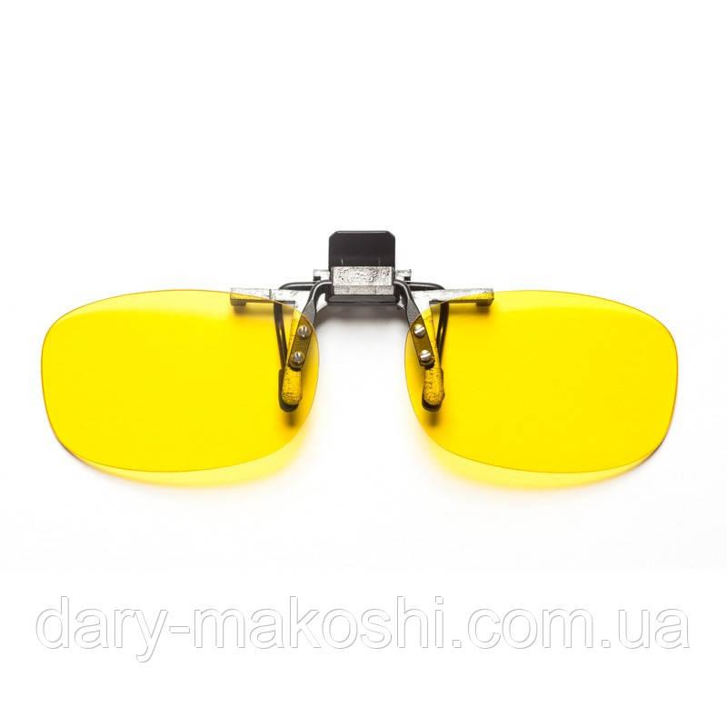 Клипсы на очки