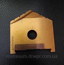 Пластина к перовому сверлу (перо) D  68 мм (2000-1251) Р6М5  Орша
