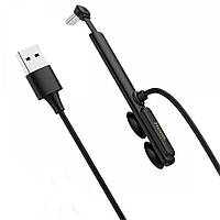Кабель Hoco U51 Fun Tour USB - USB Type-C 1.2 м Black MB494h, КОД: 1320617