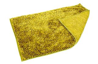 Килимок для ванної 60x90 см зелений Махрамат Dariana D-6122