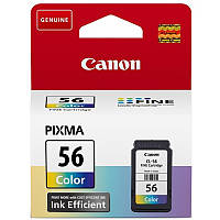 Картридж для струйного принтера Canon CL-56 color Cyan Yellow Magenta 1072-2128, КОД: 1397939