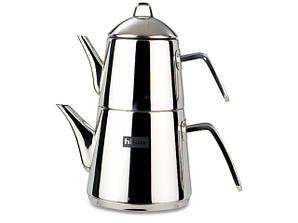 Набор чайников 1,0 л / 2,0 л Hisar