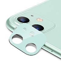 Защитное стекло для камеры ESR для iPhone 11 Fullcover Camera Glass Film, Mint (3C03195200301)