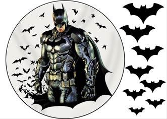 "Вафельна картинка  ""Бетмен"""