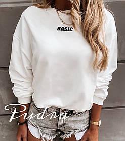 Женский свитшот «Basic»