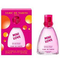 Ulric de Varens Eau de Parfum Mini Love Парфюмированная вода 25 мл