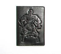 Обложка на паспорт Turtle B5110J Черный, КОД: 1664012