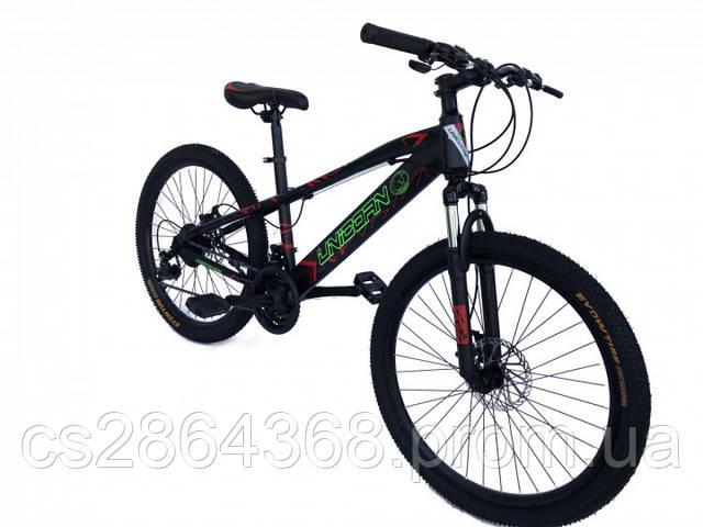"""Велосипед Unicorn Nimble 15"""" /24"""" Black"""