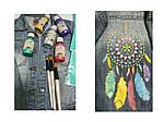 Декорування одягу фарбами по текстилю