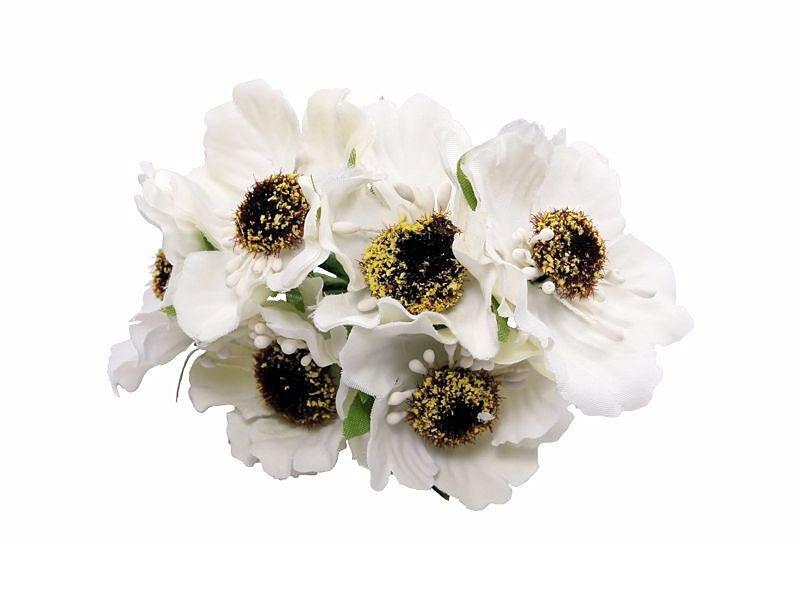 бумажные цветы с конфетами своими руками фото