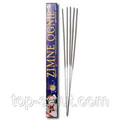Бенгальські вогні,довжина: 70 см,в упаковці: 5 шт,час горіння: 160 секунд