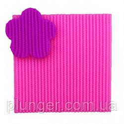 Силіконовий текстурний килимок Плетиво