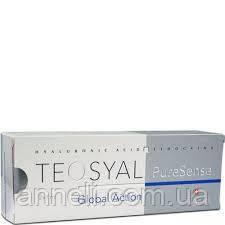 Филлер Teosyal Global Action – мягкое восстановление тканей