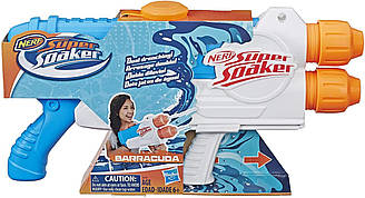Водяной бластер Нерф СуперСокер Барракуда  Nerf Super Soaker Barracuda