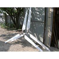 Лопасти для ветрогенератора 1.7м Стеклопластик, фото 1