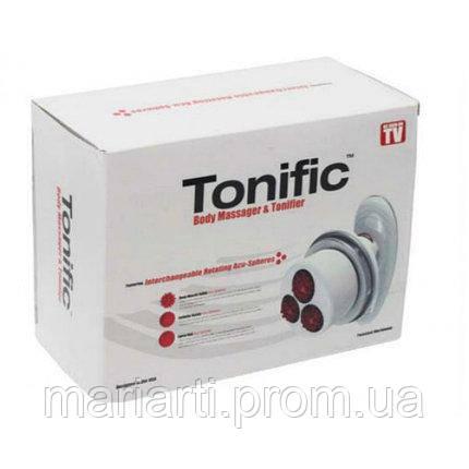 Эффективный ручной массажер для тела Tonific, Тонифик, фото 2